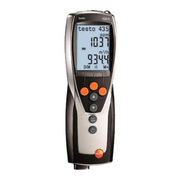 testo 435-1 - Многофункциональный измерительный прибор  запросить стоимость