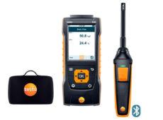 Комплект влажности с Bluetooth Testo 440  запросить стоимость