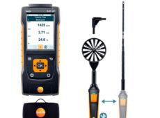 Комплект для вентиляции 1 с Bluetooth Testo 440 delta P  запросить стоимость