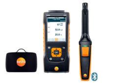 Комплект CO2 c Bluetooth Testo 440  запросить стоимость