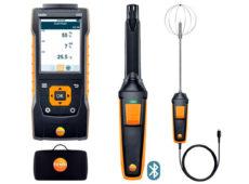 Комплект уровня комфорта с Bluetooth Testo 440  запросить стоимость