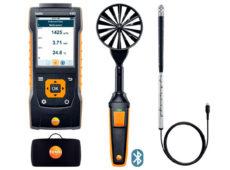 Комплект для вентиляции 1 с Bluetooth Testo 440  запросить стоимость