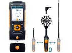 Комплект для вентиляции 2 с Bluetooth Testo 440 delta P  запросить стоимость
