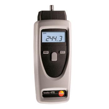 Тахометр Testo 470  запросить стоимость