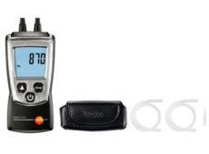 Карманный дифференциальный манометр Testo 510  запросить стоимость
