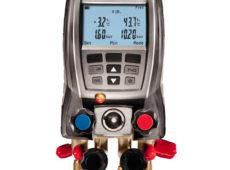 Цифровой манометрический коллектор комплект Testo 570-2  запросить стоимость