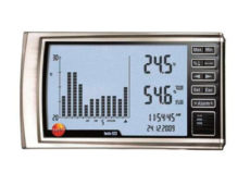 Термогигрометр с исторической функцией Testo 623  запросить стоимость
