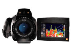 Комплект тепловизора Testo 890 с 3 объективами (С0 (стандартный объектив) + С1 (телеобъектив) +С2 (супер-телеобъектив) + I1 + V1)  запросить стоимость