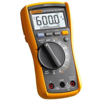 Мультиметр электромонтера Fluke 117  запросить стоимость