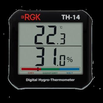 Цифровой термогигрометр RGK TH-14  запросить стоимость
