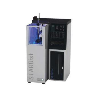 Аппарат для определения фракционного состава нефти Orbis Stardist Lite
