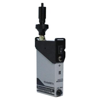 Сигнализатор взрывоопасных газов и паров «Сигнал-02М» (метан)